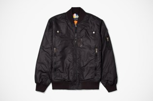 Wood Wood 2012 Fall/Winter Park Avenue Jacket