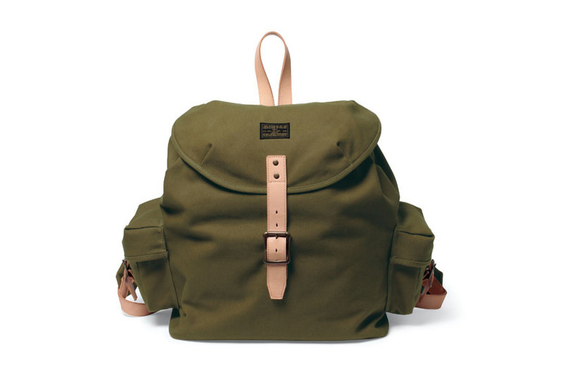 wtaps 2012 fall winter bag collection