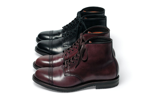 wtaps 2012 fall winter military boots