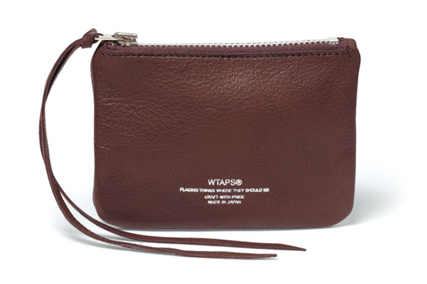 WTAPS 2012 Fall/Winter Wallet Collection