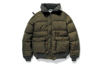 WTAPS 2012 Fall/Winter GULF JACKET