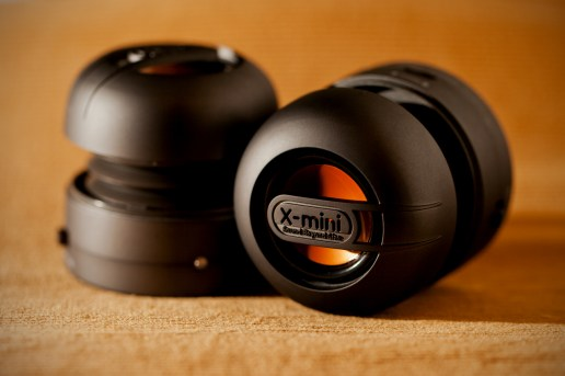 X-mini Revamps Its MAX Speakers with Ceramic Drivers