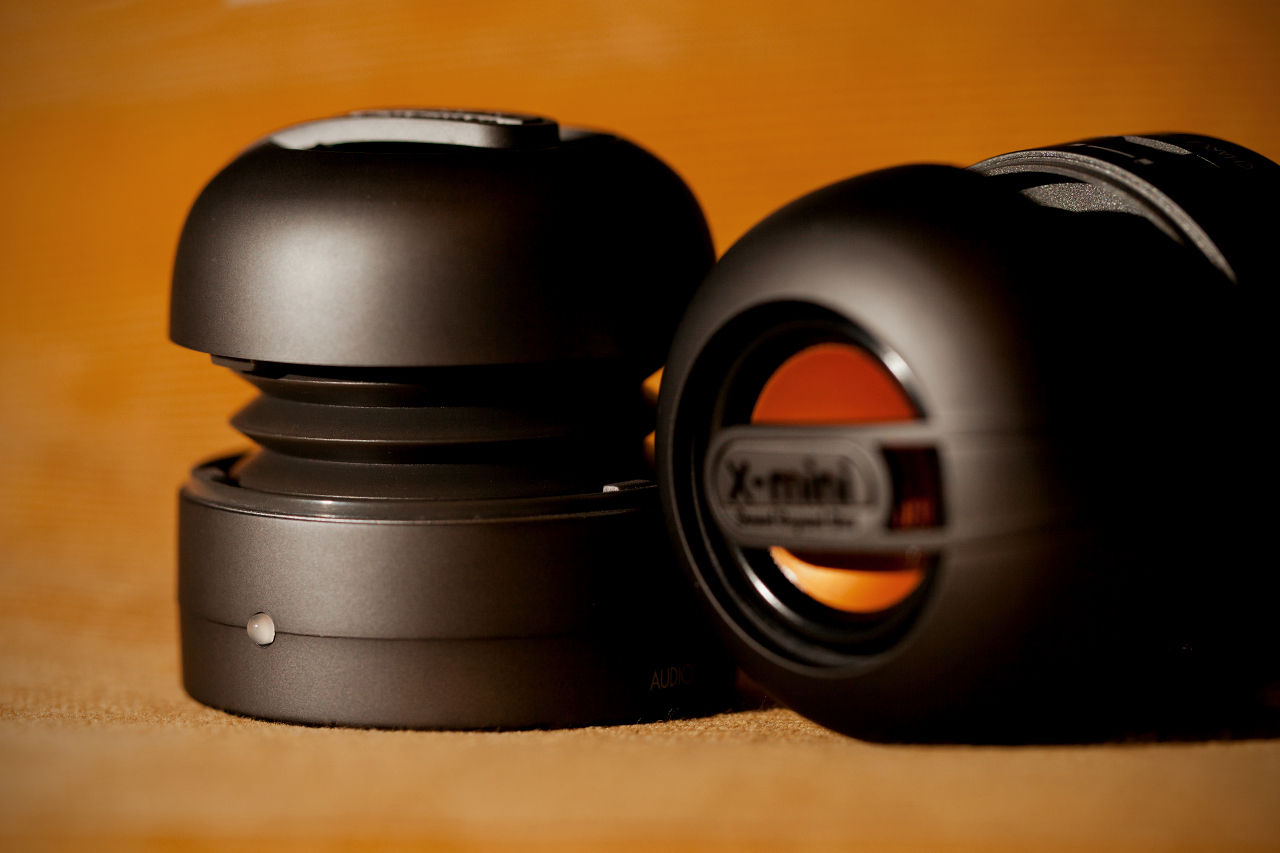 x mini revamps its max speakers with ceramic drivers