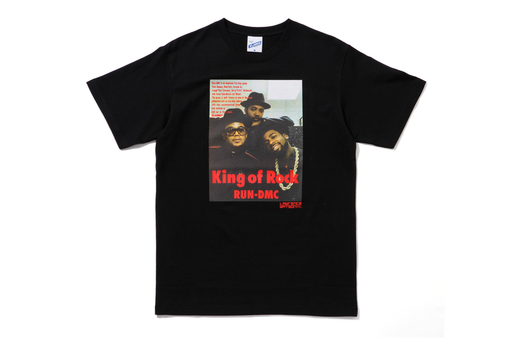 "XLARGE x Lawrence Watson ""Run–DMC, Public Enemy and LL Cool J"" Collection"