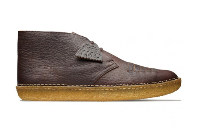 YMC x Clarks Originals 2013 Spring/Summer Collection