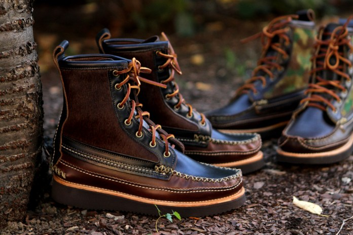 Yuketen 2012 Fall Maine Guide Boots