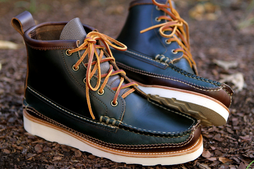 yuketen 2012 fall maine guide boots