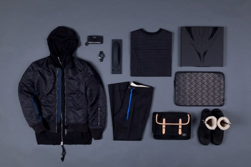 12 Days of Essentials - Day 3: All-Black-Everything
