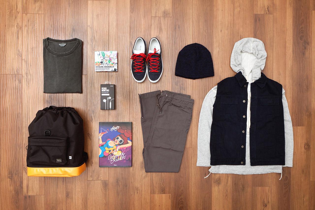 12 Days of Essentials - Day 7: Day Off