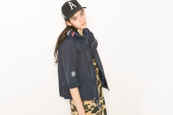 A Bathing Ape Ladies 2013 Spring/Summer Lookbook