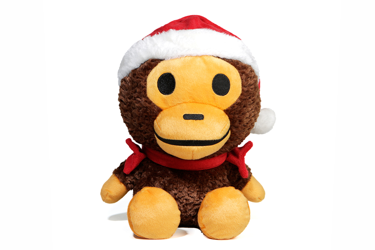 "A Bathing Ape 2012 ""Christmas"" BABY MILO"