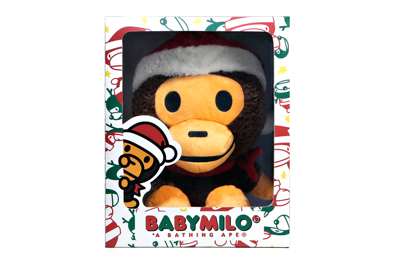 a bathing ape 2012 christmas baby milo
