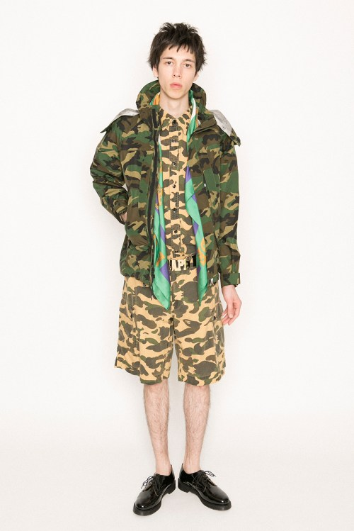 A Bathing Ape 2013 Spring/Summer Lookbook