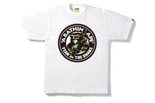 "A Bathing Ape 2013 ""Year of Snake"" Collection"