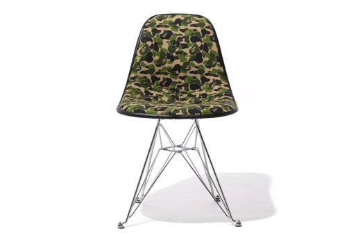 A Bathing Ape x Cover-it-All 2012 BAPE 1ST CAMO Chair