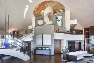 A Look Inside Pharrell's $16.8 Million Penthouse