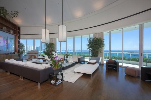 A Look Inside Pharrell's $16.8 Million Penthouse