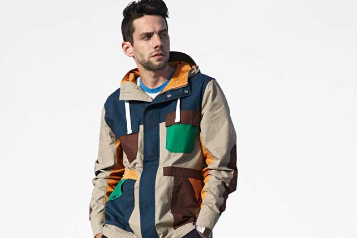 adidas Originals Blue 2013 Spring/Summer Lookbook