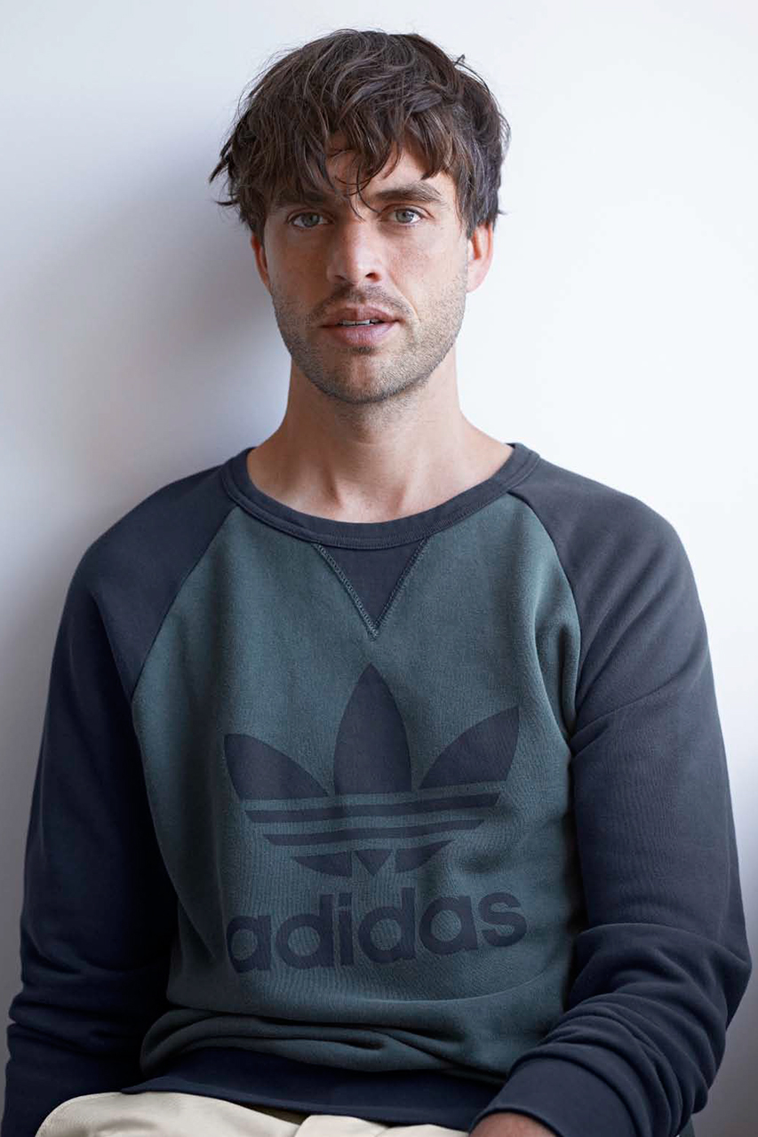 adidas originals blue 2013 spring summer lookbook