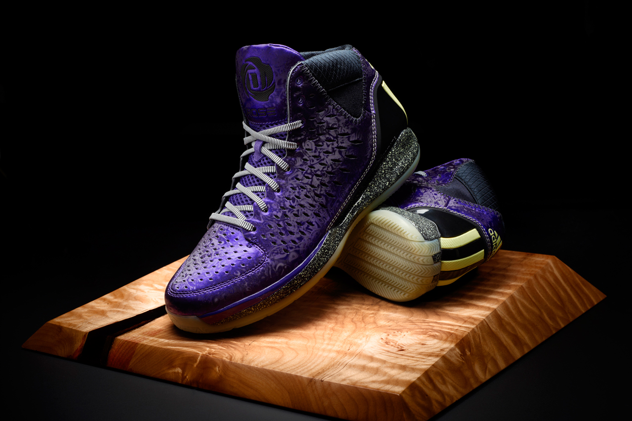 "adidas D Rose 3 ""Nightmare"""