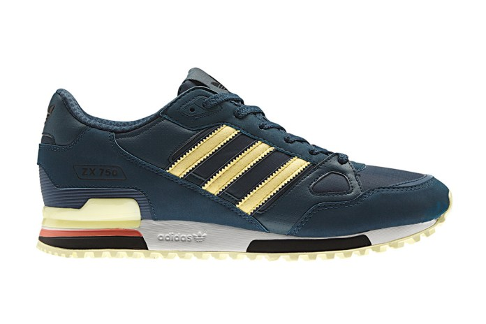 adidas Originals 2013 Spring/Summer ZX 750