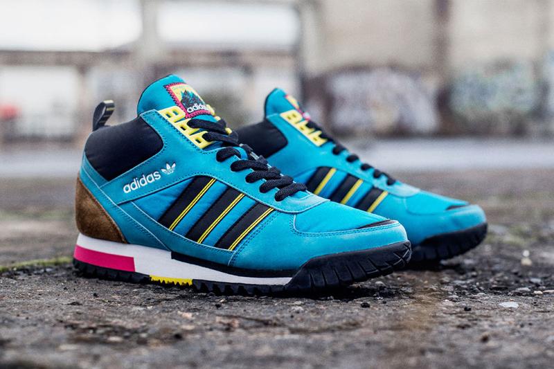 adidas Originals 2013 Spring/Summer ZX TR Mid