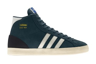 adidas Originals 2013 Spring/Summer Basket Profi OG