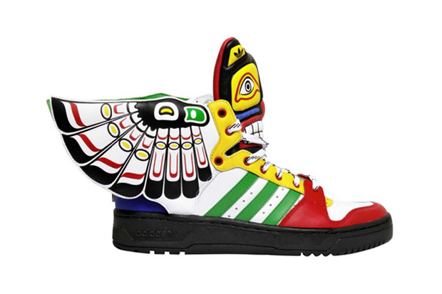 adidas originals by jeremy scott js wings totem