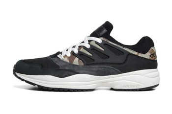adidas Torsion Allegra X Black/Camo/White Vapour