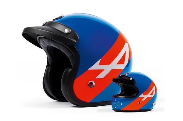 Alpine x Les Ateliers Ruby Helmet