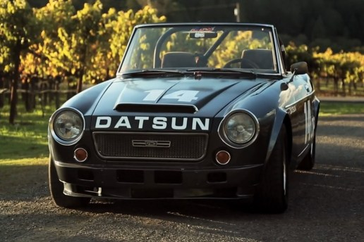 Another Beautifully Shot Video by Petrolicious About the Datsun Roadster