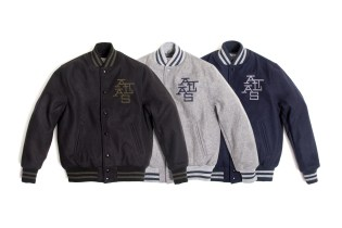 Atlas x Golden Bear Varsity Jacket Collection
