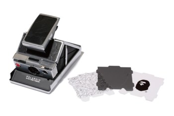 IMPOSSIBLE for BAPE SX-70 Kit Black Edition