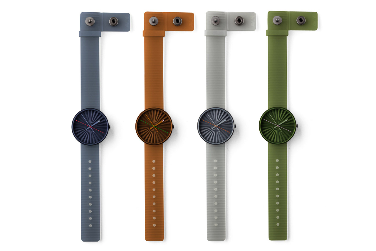 Benjamin Hubert Plicate Watch