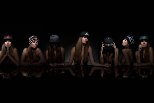 Black Scale 2012 Winter Headwear Lookbook