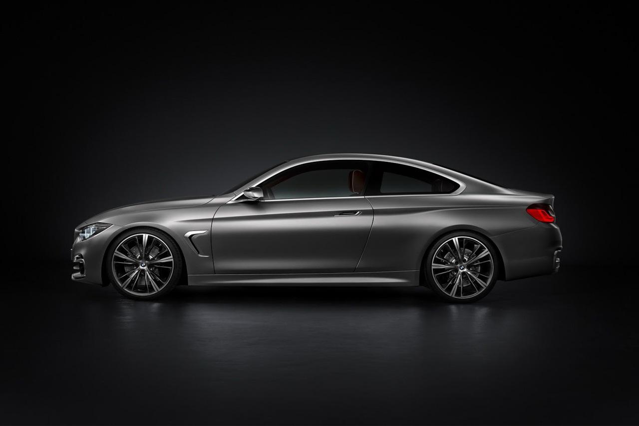 BMW Unveils 4-Series Coupe Concept