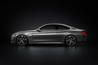 BMW Unveils 4-Series Coupe Concept