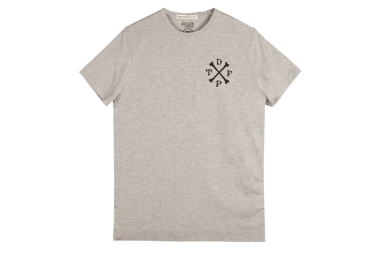 boneshaker x fly53 t shirt collection
