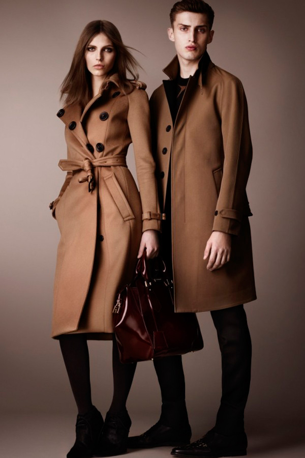 Burberry Prorsum 2013 Pre-Fall/Winter Collection