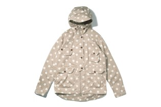 CASH CA 2013 Spring/Summer DOT TECH JACKET