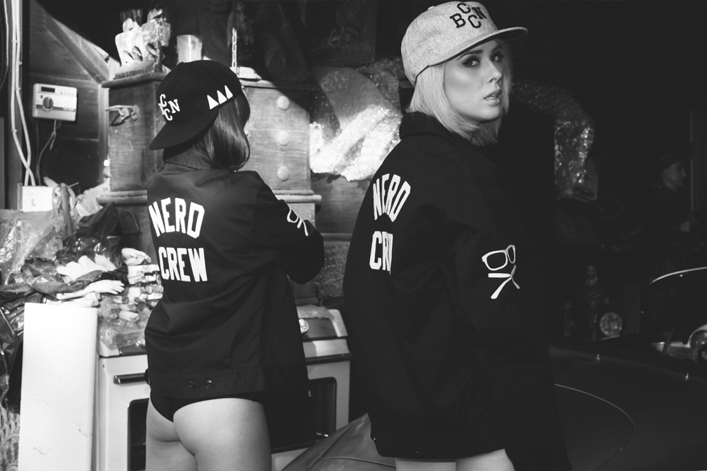CBNC x Ebbets Field Flannels 2012 Fall/Winter Capsule Collection