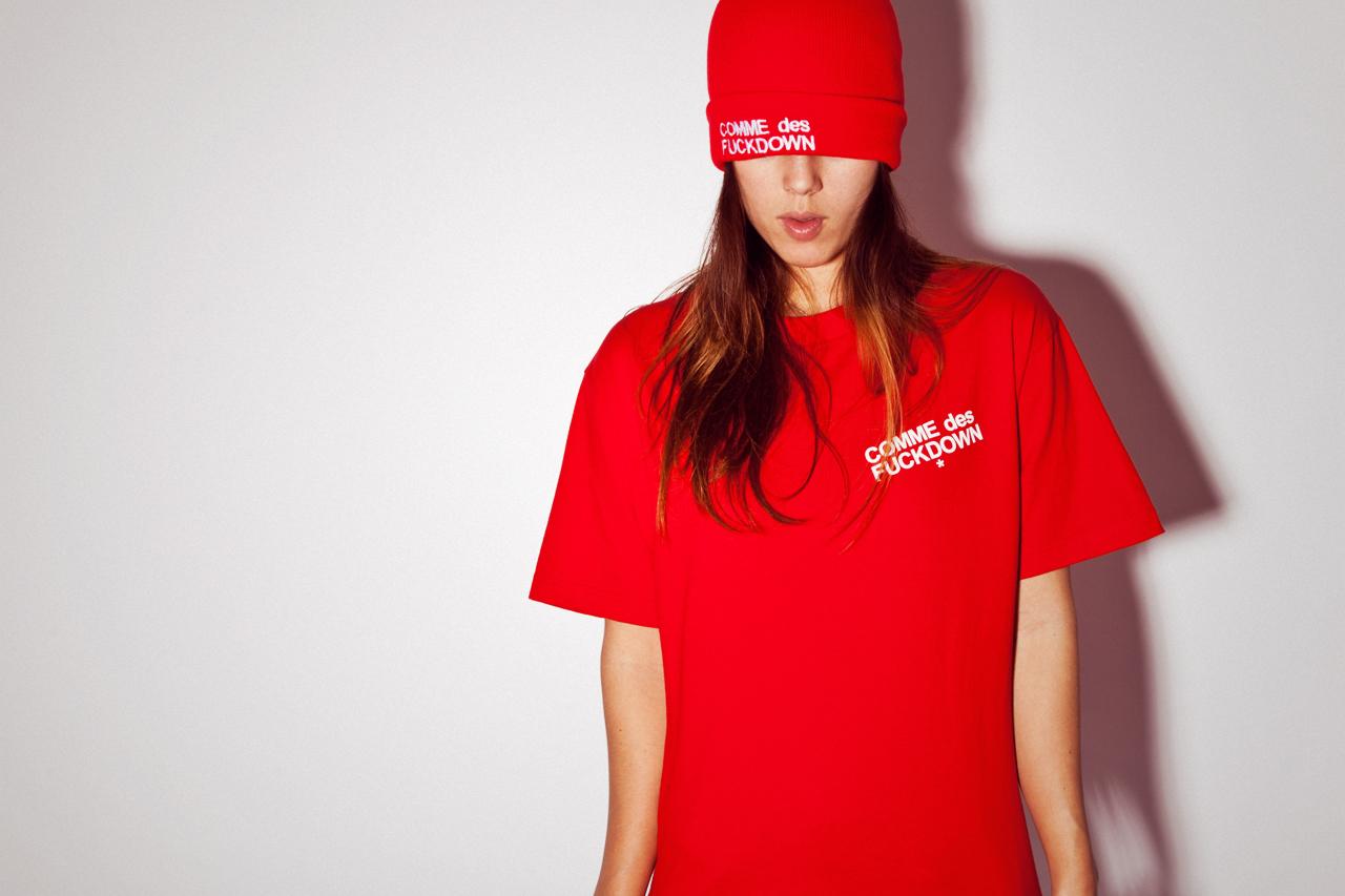 """CLOT x SSUR The Cut 2012 """"COMME des FUCKDOWN*"""" Christmas Collection"""