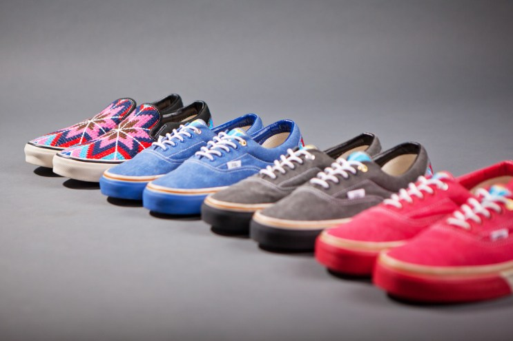 CLOT x Vans 2012 Holiday Collection
