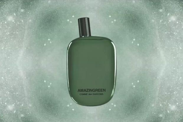 COMME des GARCONS Parfums Amazingreen x POST Interactive Journey