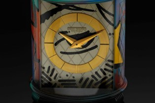 CRASH x Patek Philippe Dome Clock