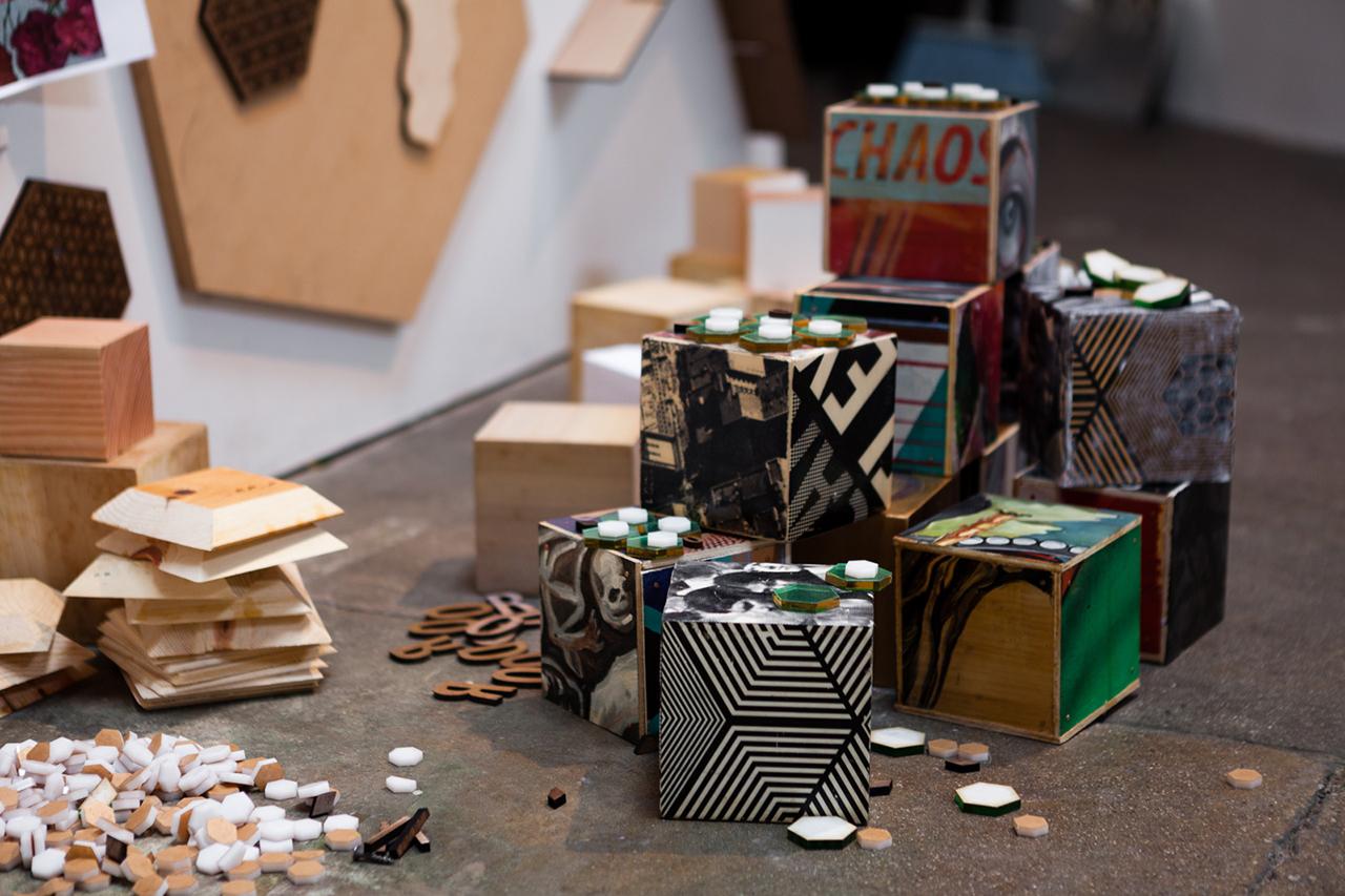 cyrcle organized chaos exhibition recap