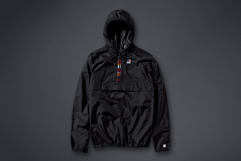 DC x K-Way Jacket