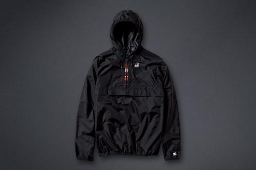 DC x K-Way Jacket
