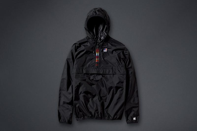 dc x k way jacket
