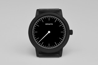 Defakto PVD-Coated Steel Detail Watch